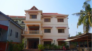 14 Bedroom Guest House in Siem Reap