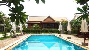 Looking for a House or Villa with a Swimming Pool in Siem Reap??