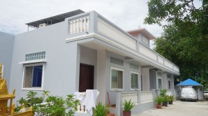 1 Bedroom Apartment in Siem Reap