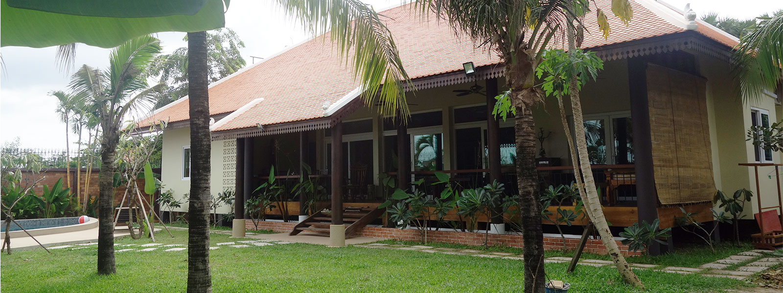 2 Villa Compound for Sale in Siem Reap