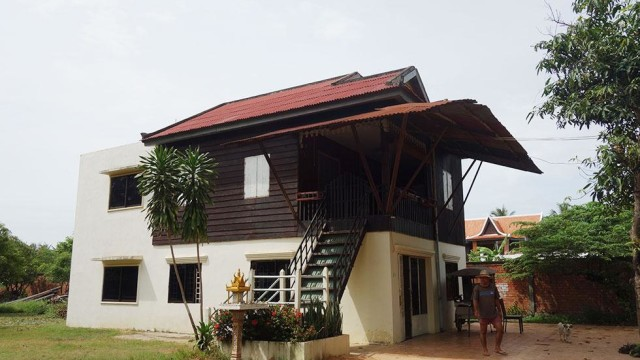 2 Bedroom Khmer House For Rent 1st Siem Reap Properties