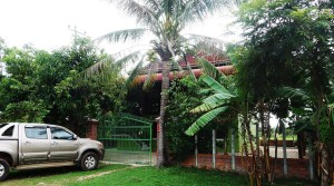 Land with House for Sale in Siem Reap