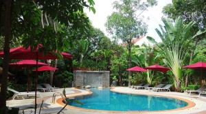 4 Villa for Rent in Siem Reap