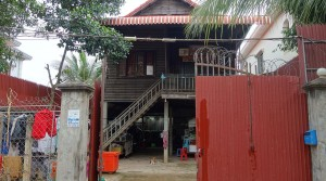 Wooden House for Sale in Siem Reap