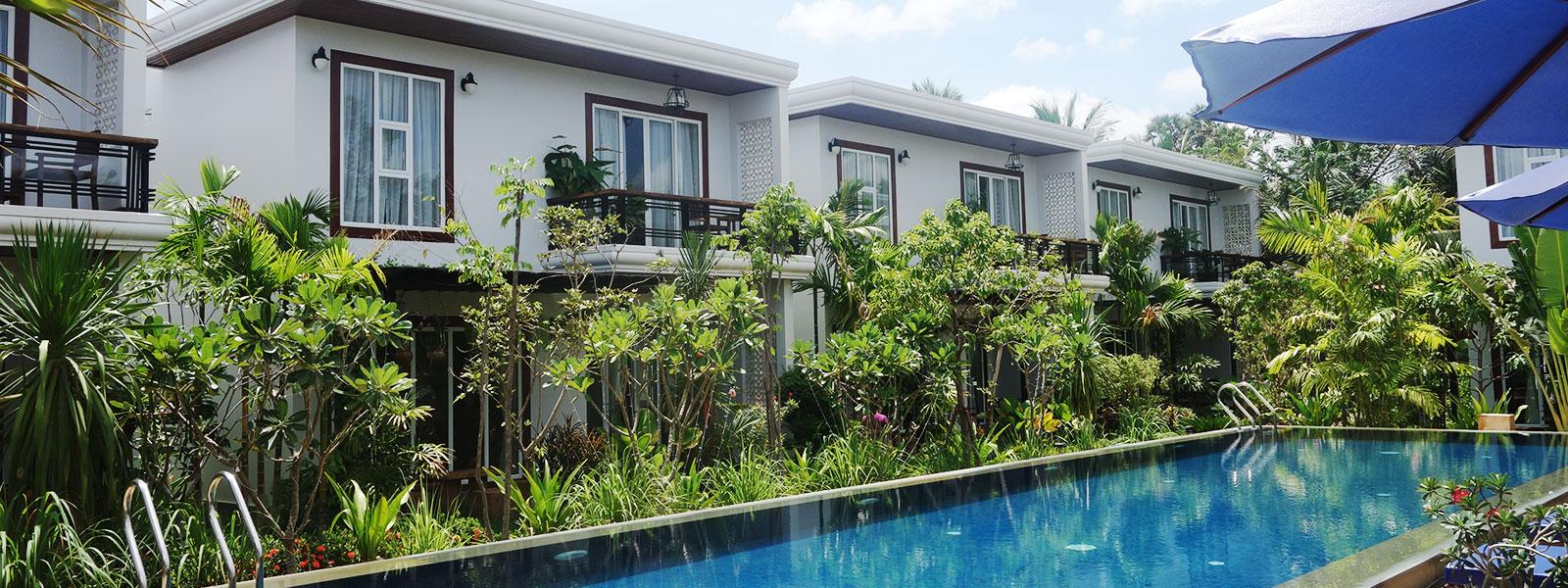 5 Villa Complex Sale in Siem Reap