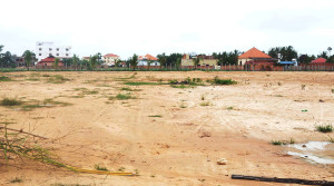 Development Land in Siem Reap