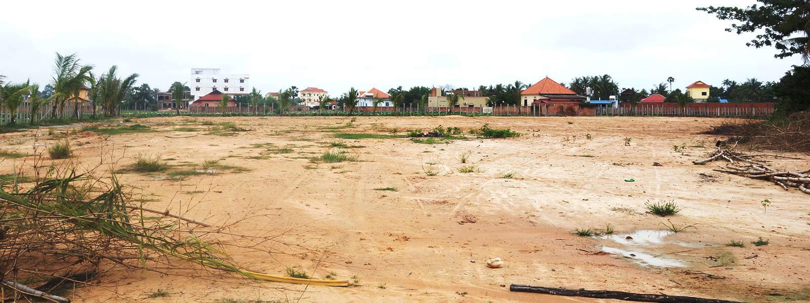 Development Land in Siem Reap