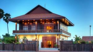 Wooden Villa in Siem Reap