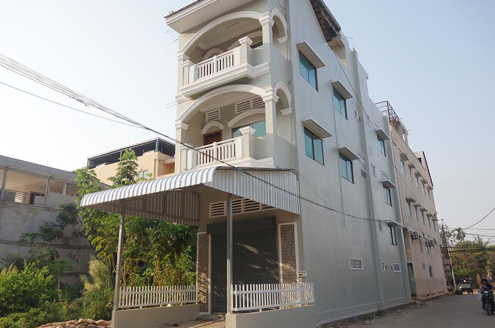 7 Bedroom Flat House For Sale 1st Siem Reap Properties